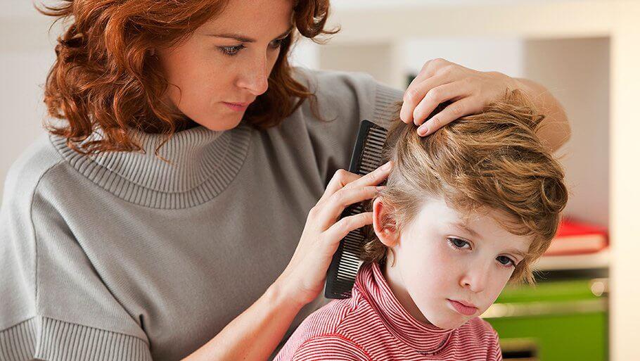 Как защитить ребенка от вшей